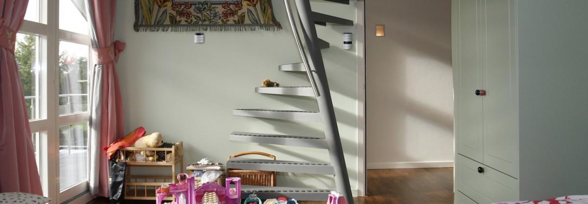 Salvaspazio stair 1m2