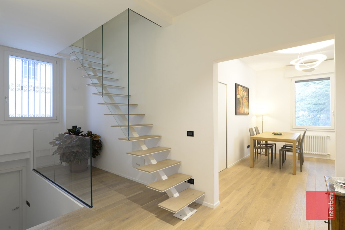 scale di design interbau staircases italy. Black Bedroom Furniture Sets. Home Design Ideas