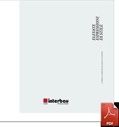 Catalogo Interbau 2016